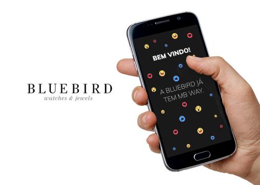 Agora também já pode usar MB WAY na Bluebird.