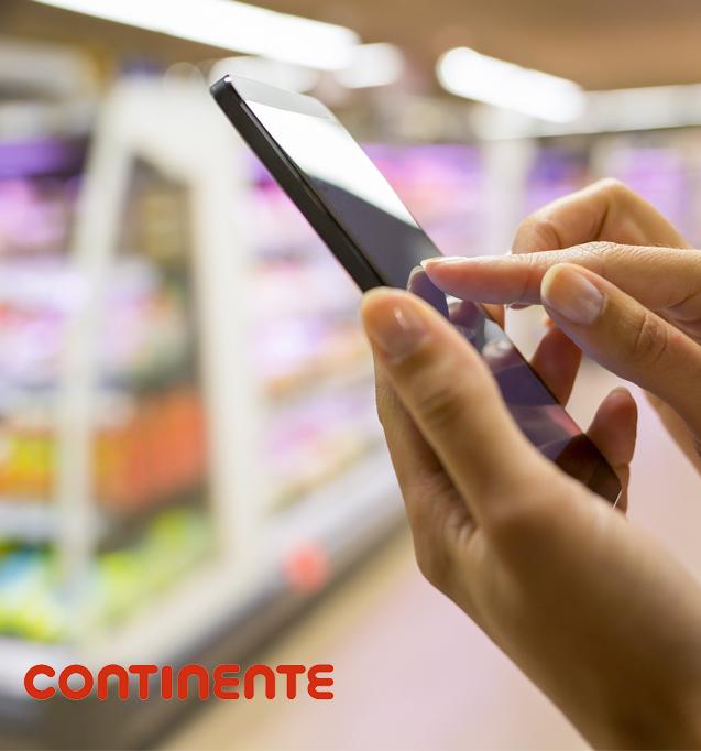 Comprar no Continente Online é mais fácil com MB WAY