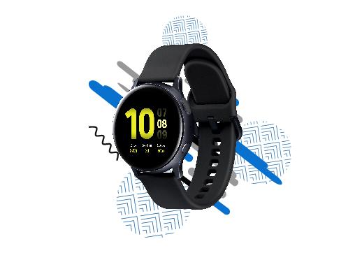 Ganhe um Smartwatch Samsung Galaxy Active 2 a partir de casa!