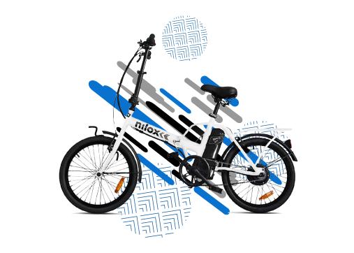 Ganha uma bicicleta elétrica Nilox no LICITAR PARA GANHAR deste mês!