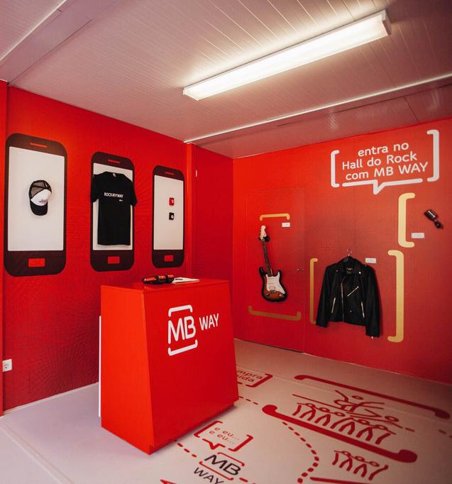 Entrega Prémios Hall of Rock MB WAY