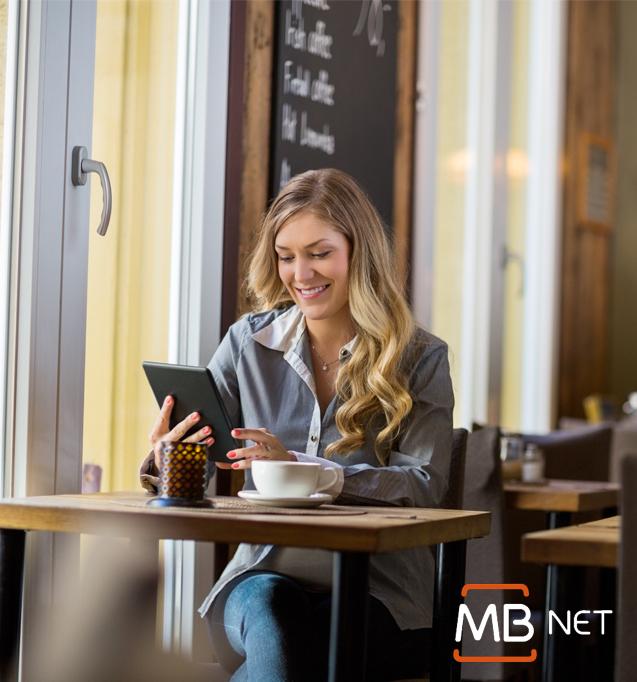 É fã do MB NET? Saiba onde pode gerar os seus cartões virtuais.