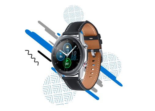 O novo Smartwatch topo de gama da Samsung pode ser seu!