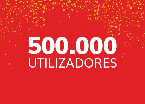 Já são 500.000 os portugueses que usam MB WAY!