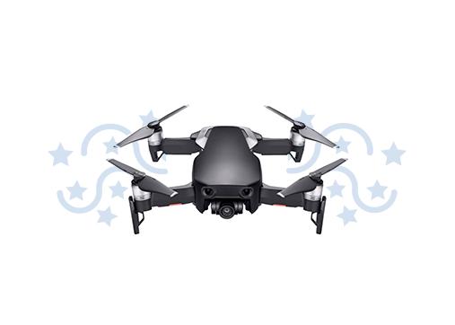 Ganhe 1 Drone Mavic Air e capte novas aventuras!
