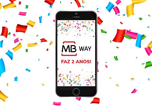 O MB WAY está de Parabéns!