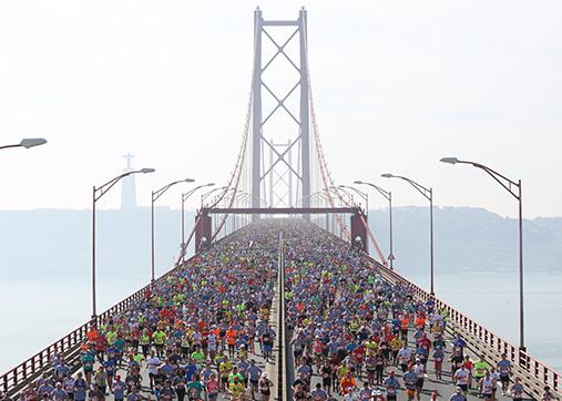 Quem corre por gosto… vai às Maratonas!