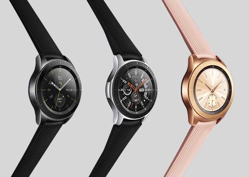 Samsung Galaxy Watch: O 1º relógio em Portugal com MB WAY!