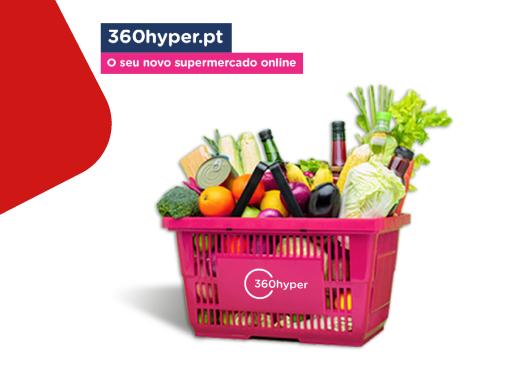 Ganhe 5€ no 360 Hyper com MB WAY