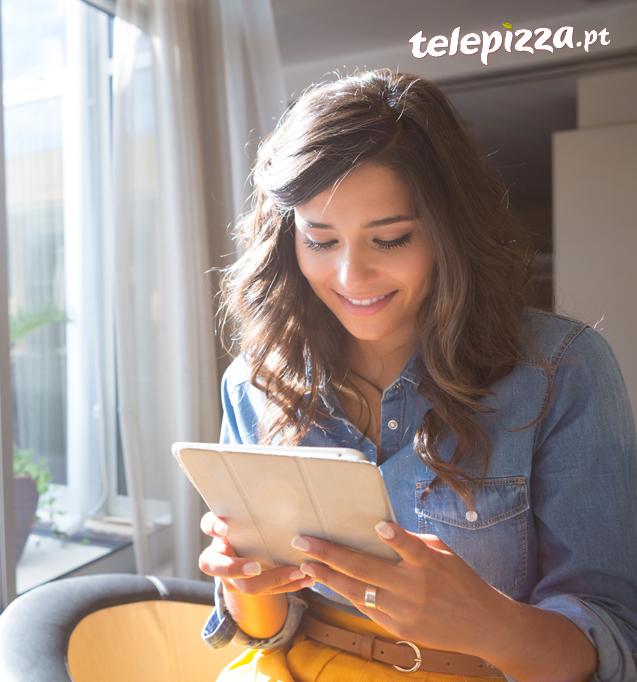 Encomende na Telepizza com o MB WAY a partir da Vodafone TV