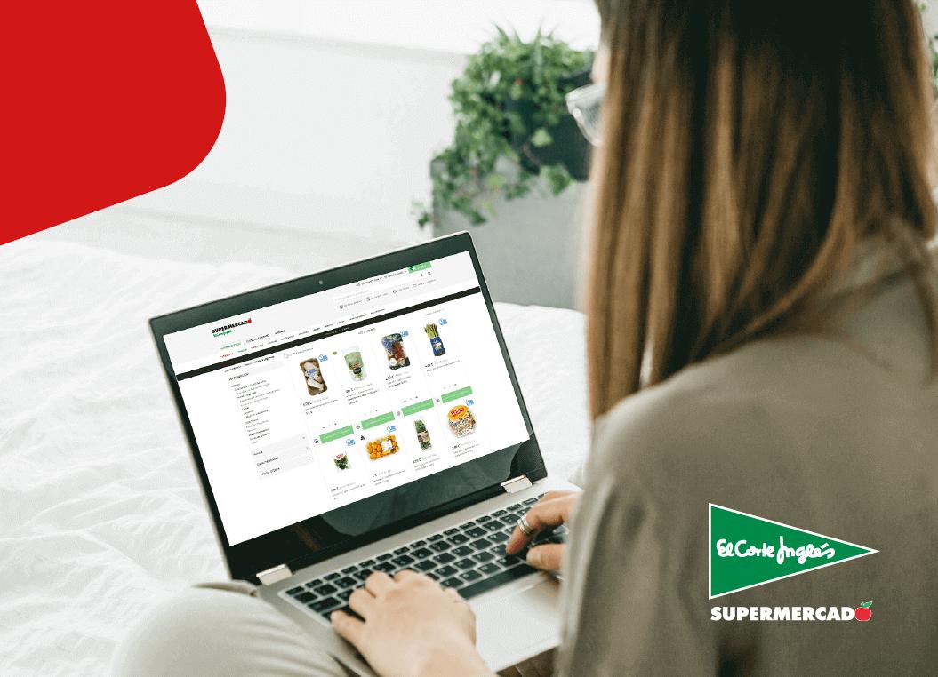 Ganhe 10€ no Supermercado El Corte Inglés online com MB WAY