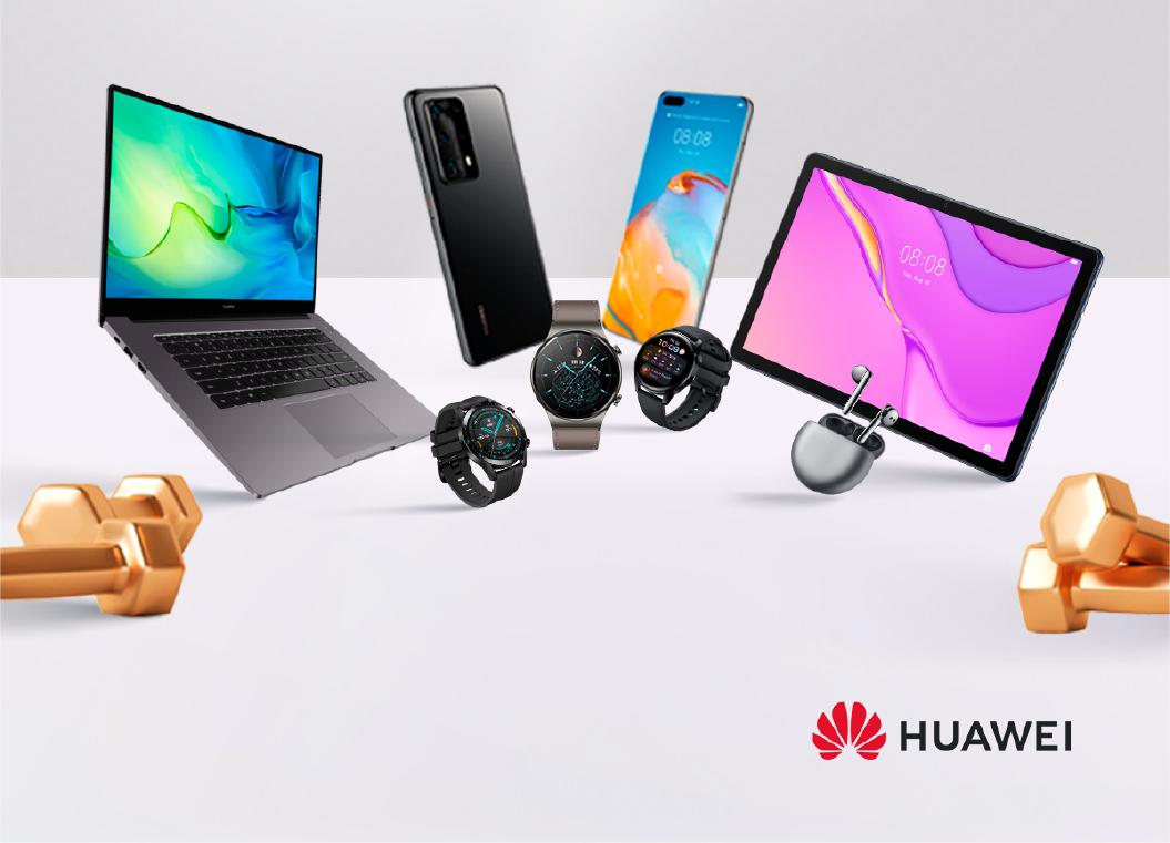 Ganhe 20€ de desconto da E-store da Huawei com MB WAY