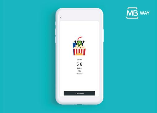 Atualize a sua app: o MB WAY acaba de lançar 2 novidades!